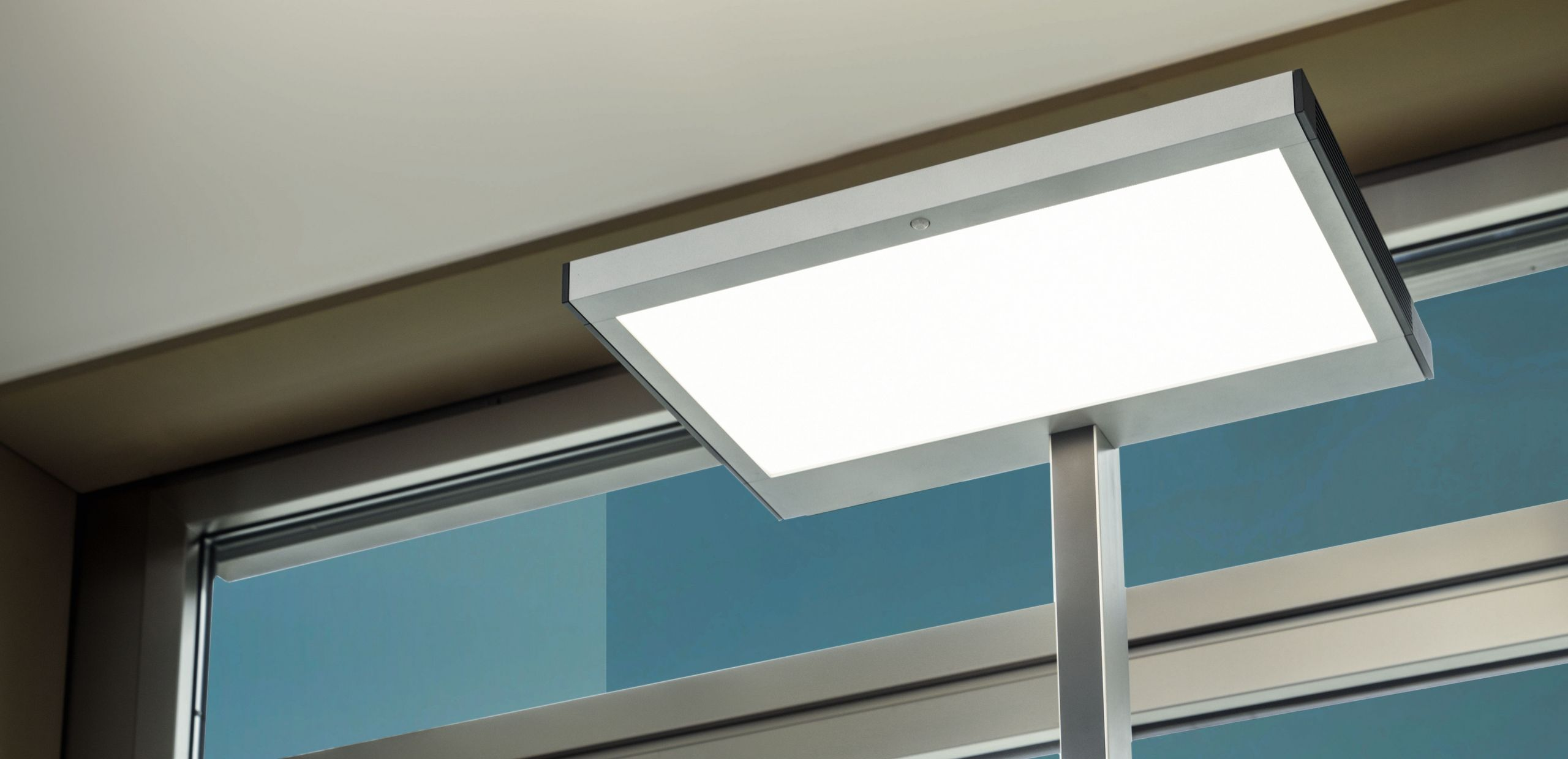 Vitawork Deckenfluter Mit Led Dimmbar Luctra