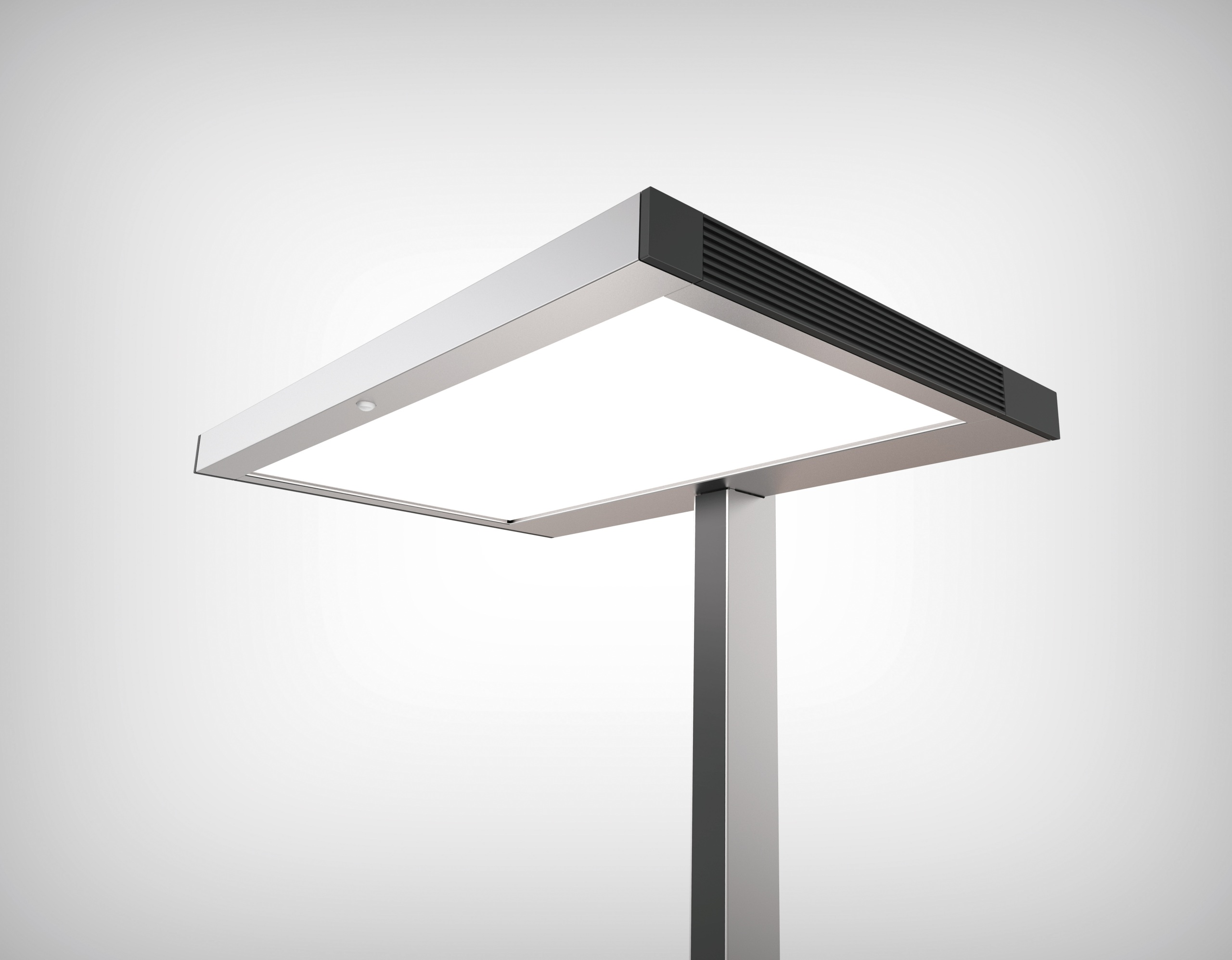 The New Floor Lamp Is Intended To Illuminate An Entire Office Room With  Both Direct And Indirect Light. VITAWORK® Is A Logical Continuation Of The  LUCTRA® ...